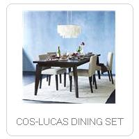 COS-LUCAS DINING SET